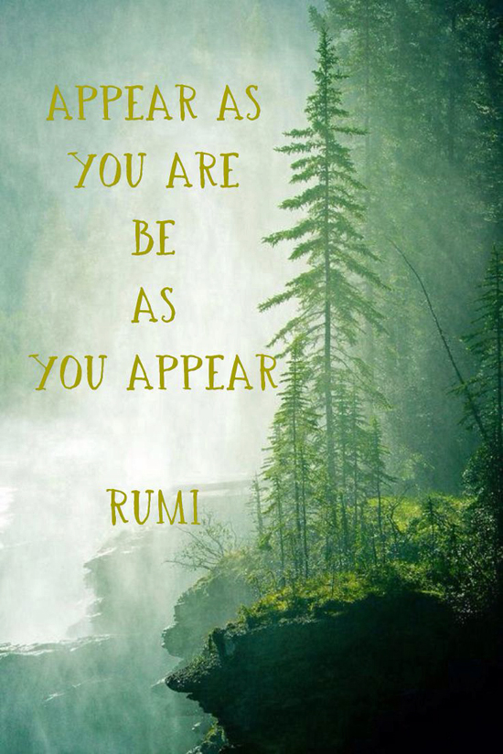 Rumi_Appear-as-you-are-