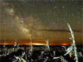 plains milky way